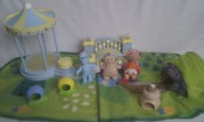 Adorable Big 'In the Night Garden' Soft n Cosy Figure Official Playset